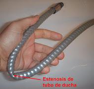 obstrucción tubo